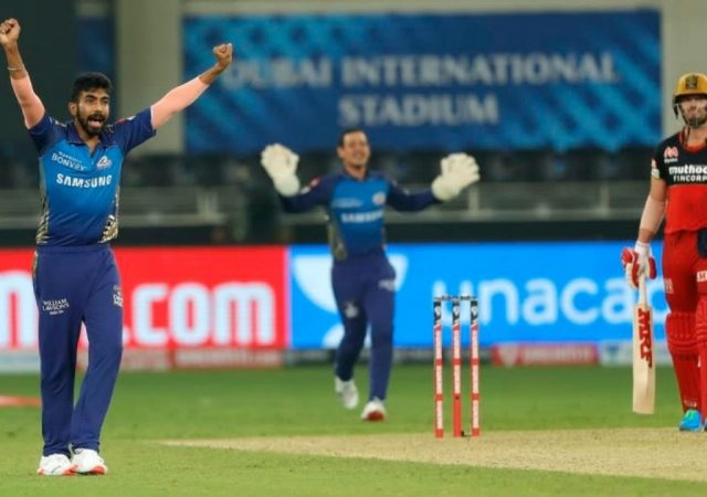 """""""AB is a freak"""": Gautam Gambhir believes AB de Villiers """"only person"""" who can take on Jasprit Bumrah"""