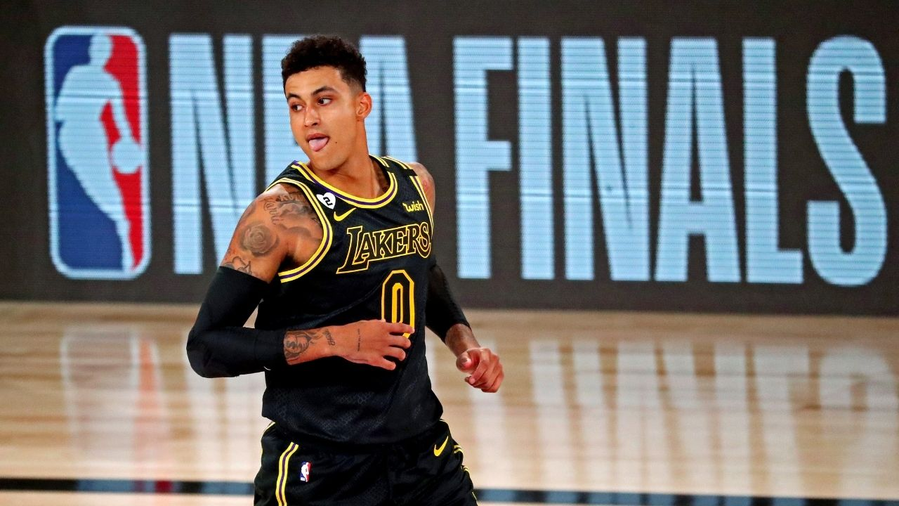 """""""Playing with LeBron James and the Lakers there felt like staying in a prison!"""": Wizards star Kyle Kuzma reveals how it felt like to play in the Orlando Bubble"""