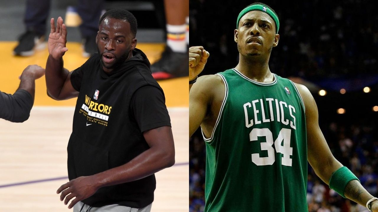 """""""They don't love you like that! You thought you was Kobe?"""": When Draymond Green annihilated Paul Pierce for talking trash to the Warriors superstar"""