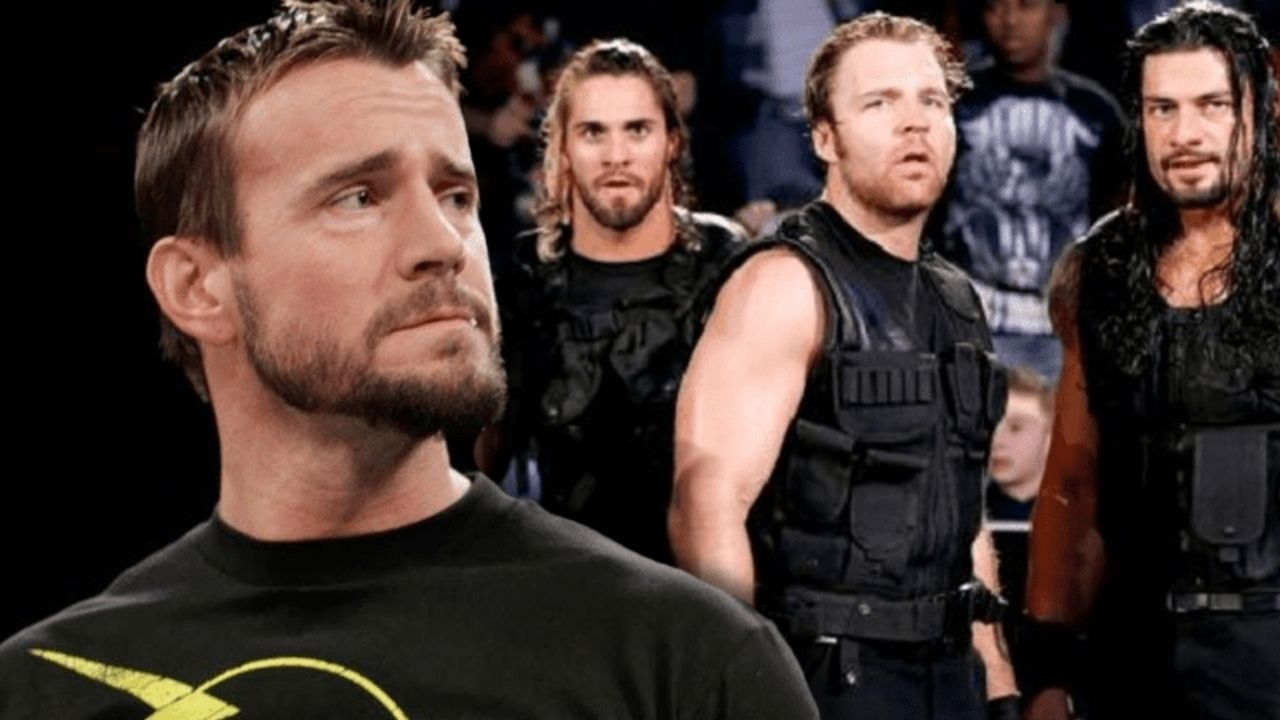Seth Rollins reveals why WWE ended The Shield's storyline with CM Punk