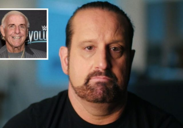 Tommy Dreamer suspended by Impact Wrestling for defending Ric Flair on Dark Side of the Ring