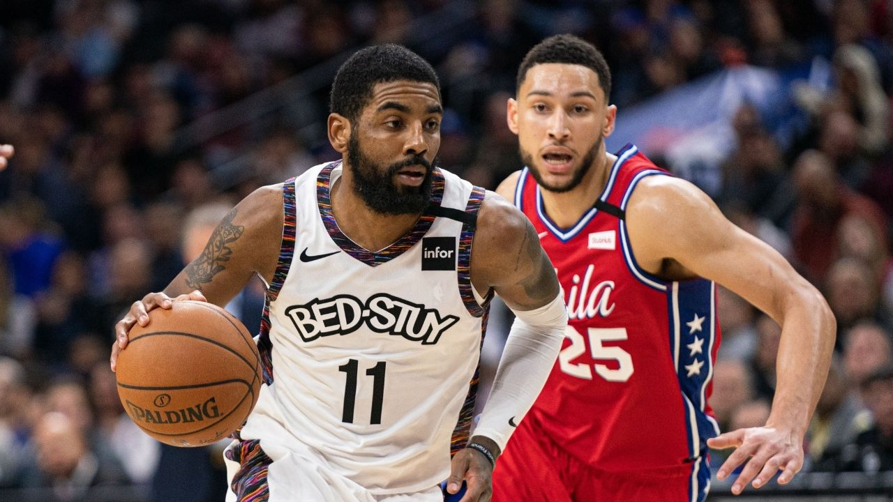 """""""Kyrie Irving to the Sixers?"""": Stephen A Smith"""