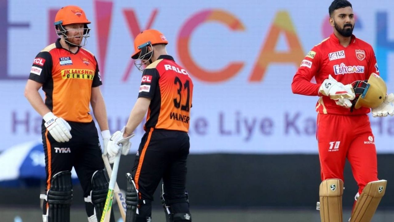 SRH vs PBKS Head to Head in IPL history | Sunrisers Hyderabad vs Punjab Kings IPL Stats | IPL 2021 Match 37