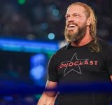 Edge confirms he will be there on First night of WWE DRAFT