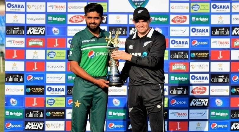 PAK vs NZ Fantasy Prediction: Pakistan vs New Zealand 1st ODI – 17 September (Rawalpindi). Babar Azam, Hasan Ali, Henry Nicholls, and Matt Henry are the players to look out for in Fantasy teams.