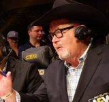 Jim Ross calls AEW Dynamite Grand Slam The Most Exciting Night Of His Career