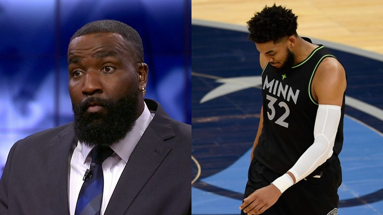 """""""Call Karl-Anthony Towns to understand the severity of the COVD-19 pandemic"""": Kendrick Perkins sends a stern message to anti-vaxxers Andrew Wiggins and Bradley Beal"""