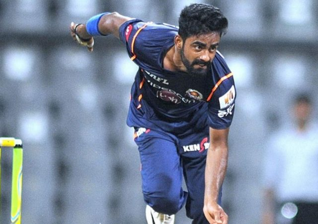 Kulwant Khejroliya: Delhi Capitals announce M Siddharth's replacement for IPL 2021