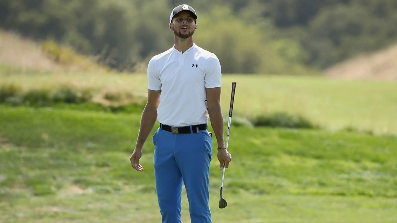 """""""Stephen Curry might be showing us his post-retirement plans"""": Warriors' superstar named as the broadcaster for the 2021 Ryder Cup for NBC and Golf Channel"""