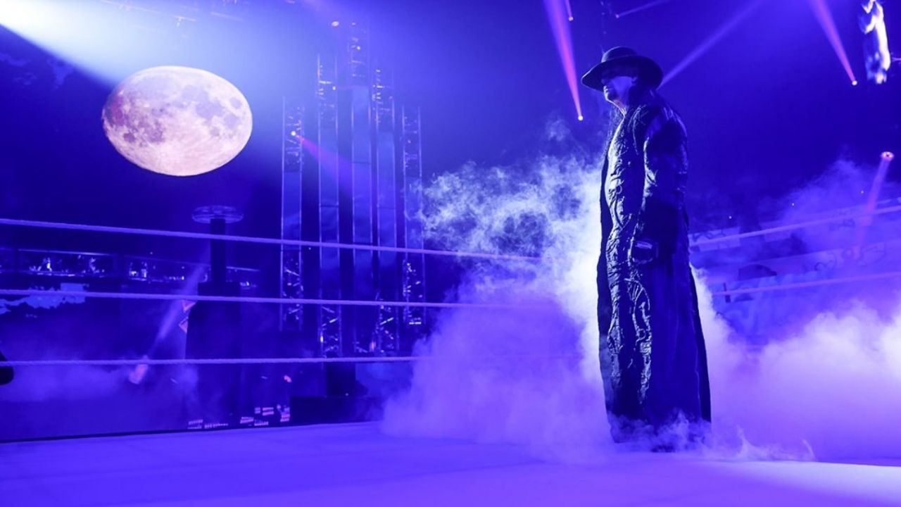 The Undertaker scheduled to make WWE return on Friday Night SmackDown
