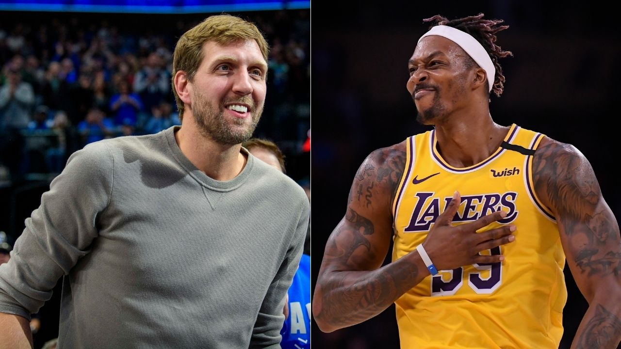 """""""You're not getting Dwight Howard, can you trade us Dirk Nowitzki?"""": Daryl Morey made an outrageous trade proposal for the Mavericks legend in 2013"""