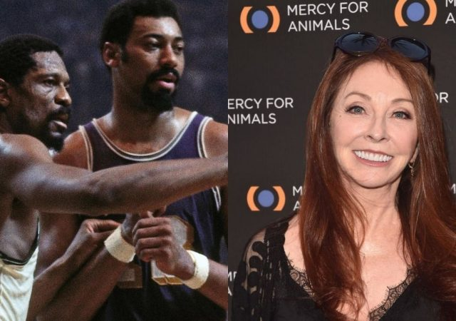 """""""Wilt Chamberlain s*xually assaulted me"""": Actress, Cassandra Peterson, opens up about the Lakers legend forcing himself on her by grabbing her neck"""