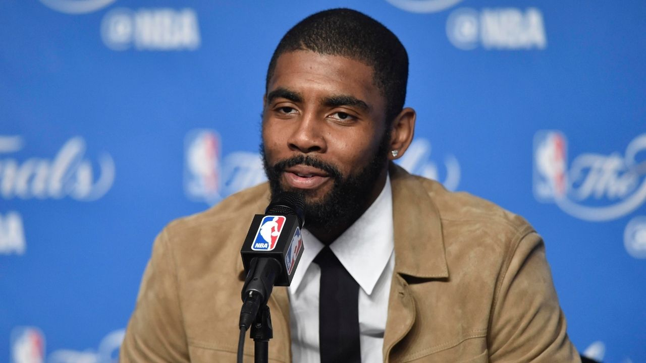 """""""Kyrie Irving is not untouchable, he isn't LeBron James or Kevin Durant!"""": Chris Broussard makes wild claim on Nets superstar's position on the trading block"""