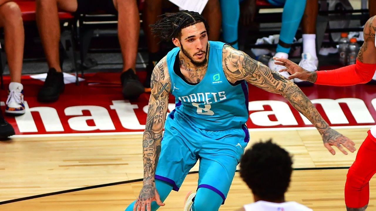 """""""Michael Jordan could pick up LiAngelo Ball as their Danny Green ahead of next season"""": Shams Charania speaks on the Ball brother's potential future with the Hornets and the NBA"""