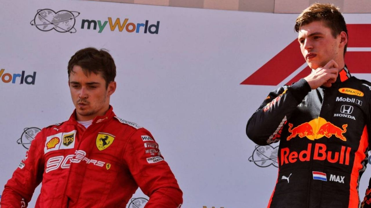 """""""I disliked Max when we were younger""""– Charles Leclerc on his rivalry with Red Bull ace Max Verstappen during karting days"""