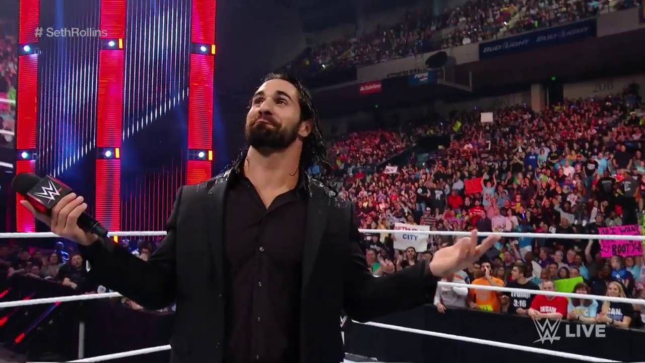 Seth Rollins reveals he wanted to return as a Babyface back in 2016