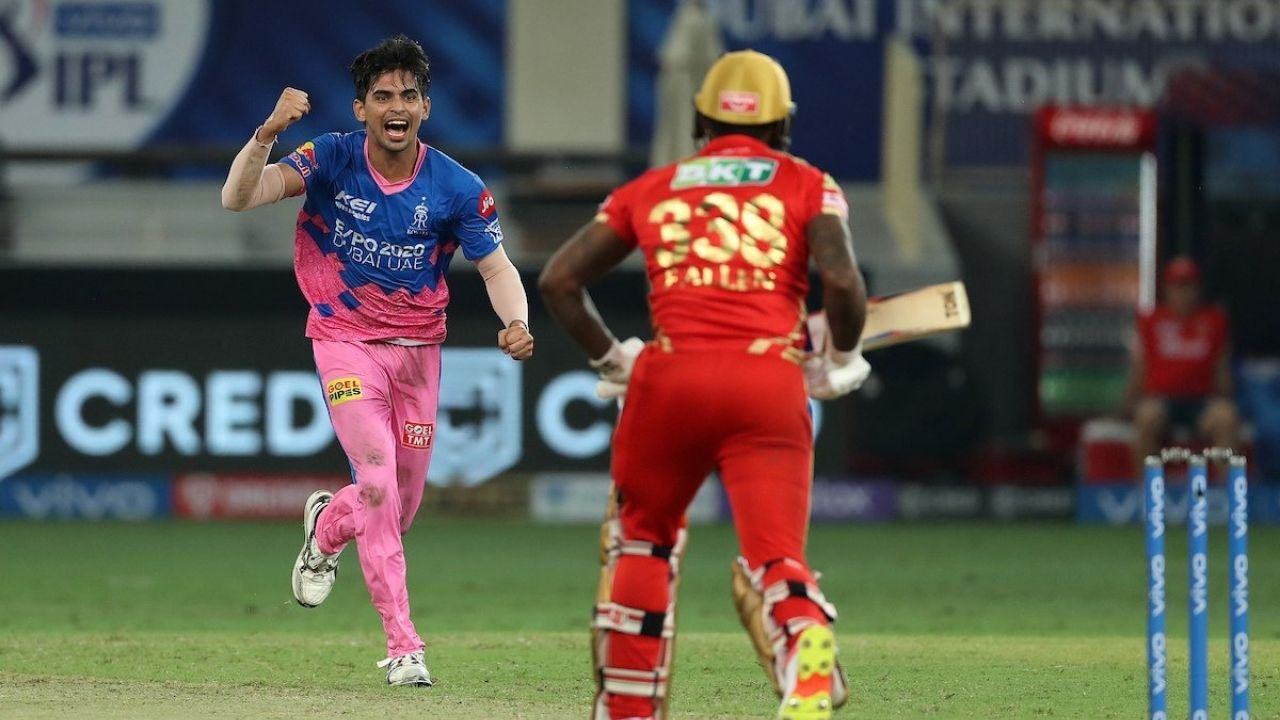 Man of the Match today IPL 2021 PBKS vs RR: Who was awarded the Man of the Match award in Punjab vs Rajasthan IPL 2021 match?