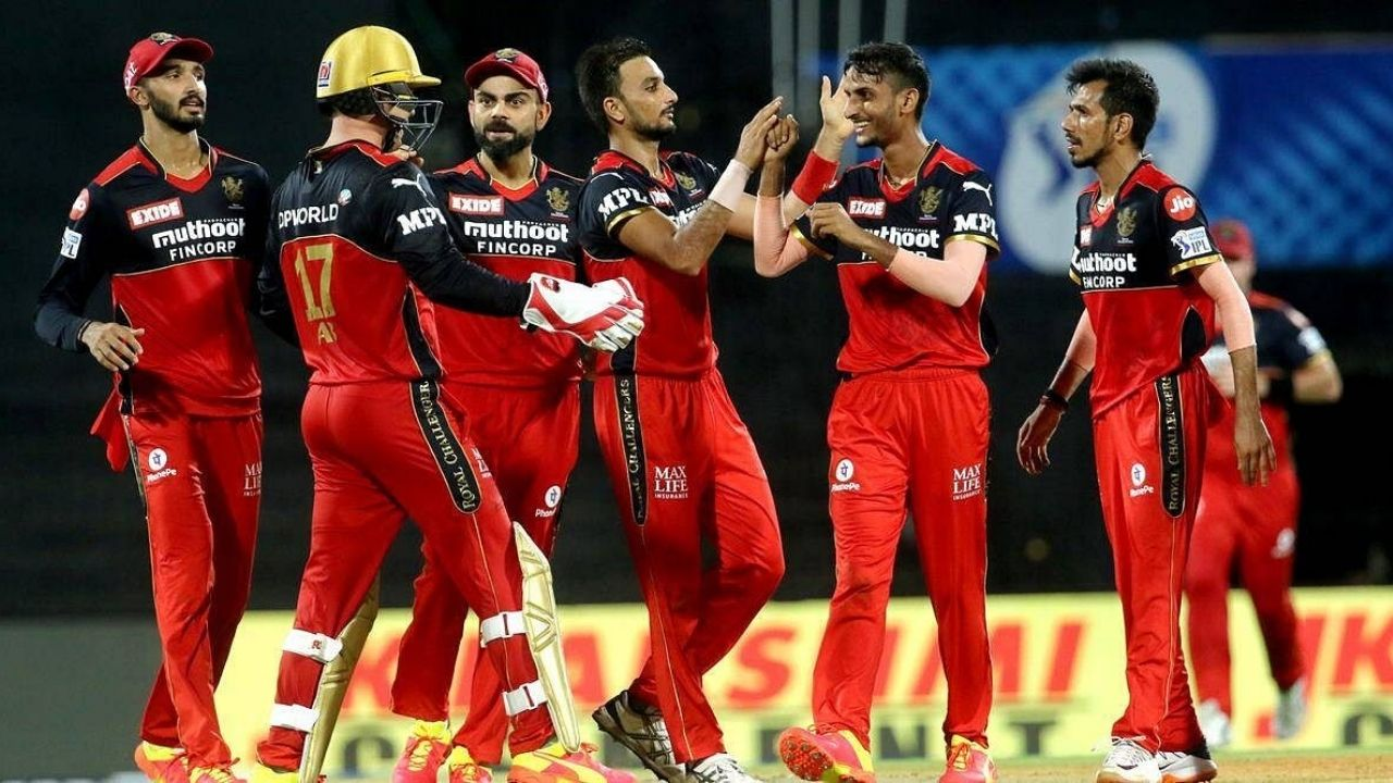 RCB squad IPL 2021 Phase 2: How many changes have Royal Challengers Bangalore made to their squad for IPL 2021?