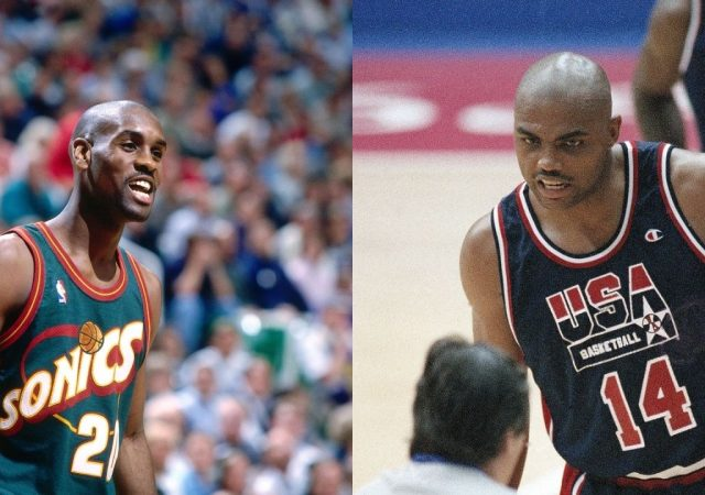 """""""John Stockton, Gary Payton, and Jason Kidd are my 3 favorite point guards of all time"""": Charles Barkley snubbed former teammate, Kevin Johnson, from his list"""