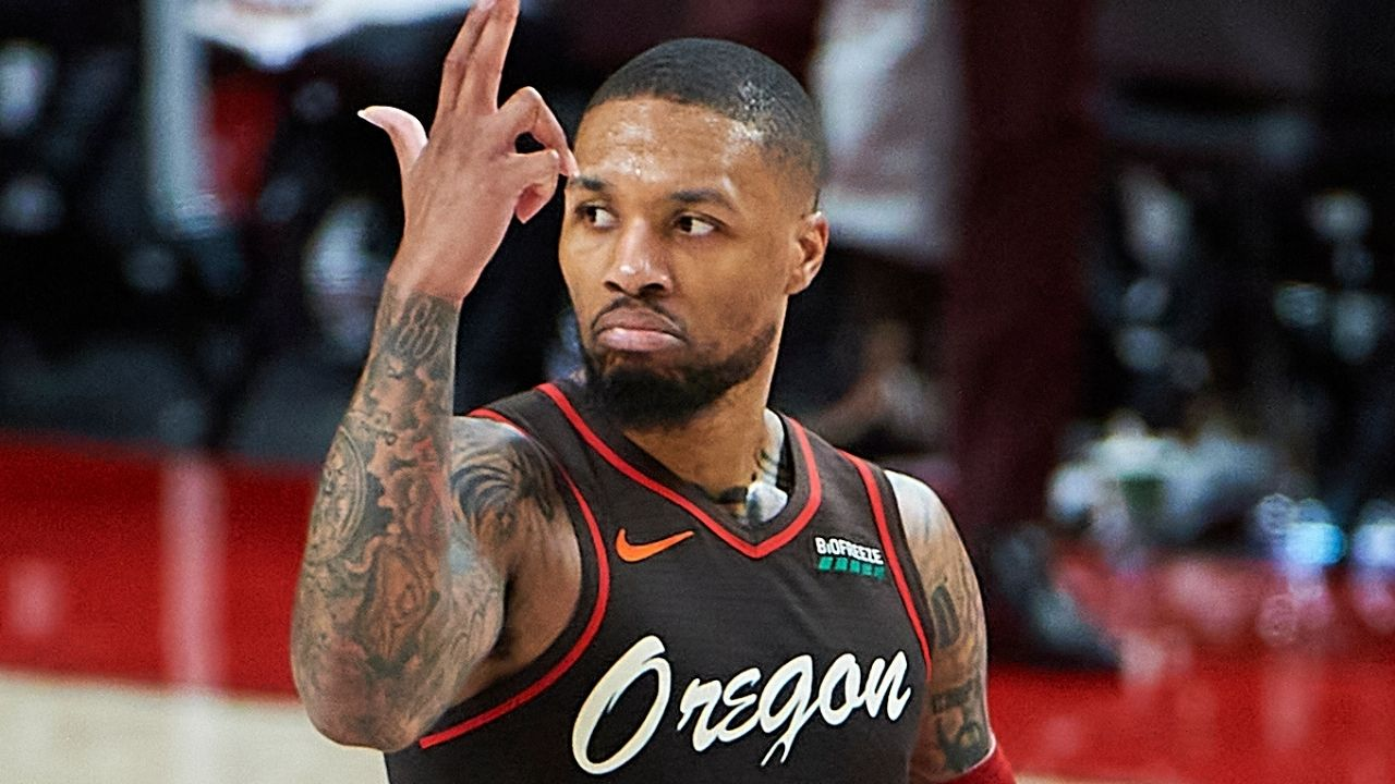"""""""Damian Lillard needs to switch up his 'old-school' mentality"""": Shaquille O'Neal advices the Blazers superstar to leave Portland"""