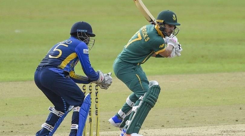 SL vs SA Fantasy Prediction: Sri Lanka vs South Africa 3rd ODI – 7 September (Colombo). Janneman Malan, Avishka Fernando, Rassie van der Dussen, and Tabraiz Shamsi are the players to look out for in this game.