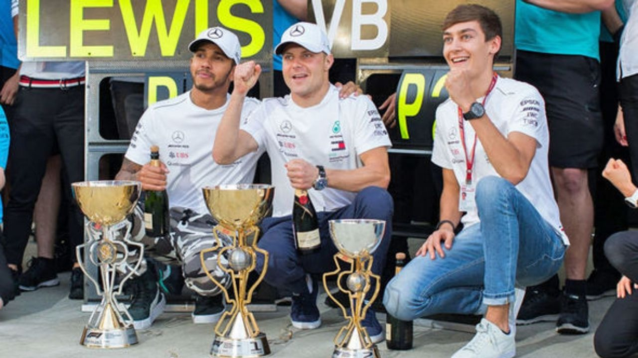 """""""It is important respect is always there""""– Lewis Hamilton wants George Russell to respect harmony in Mercedes"""