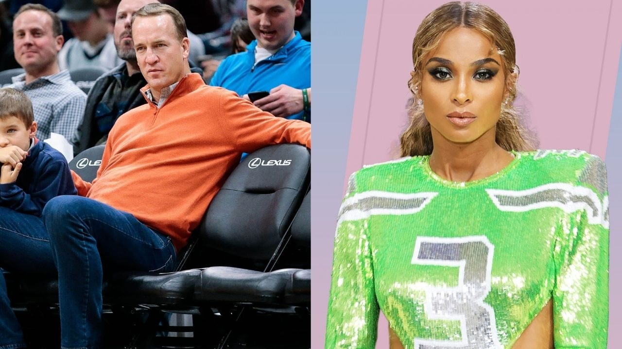 """""""Ciara Wilson has a ring that I wanted. I didn't get it"""": Peyton Manning was jealous of Russell Wilson's wife's MET gala outfit on 'The Manning Cast'"""