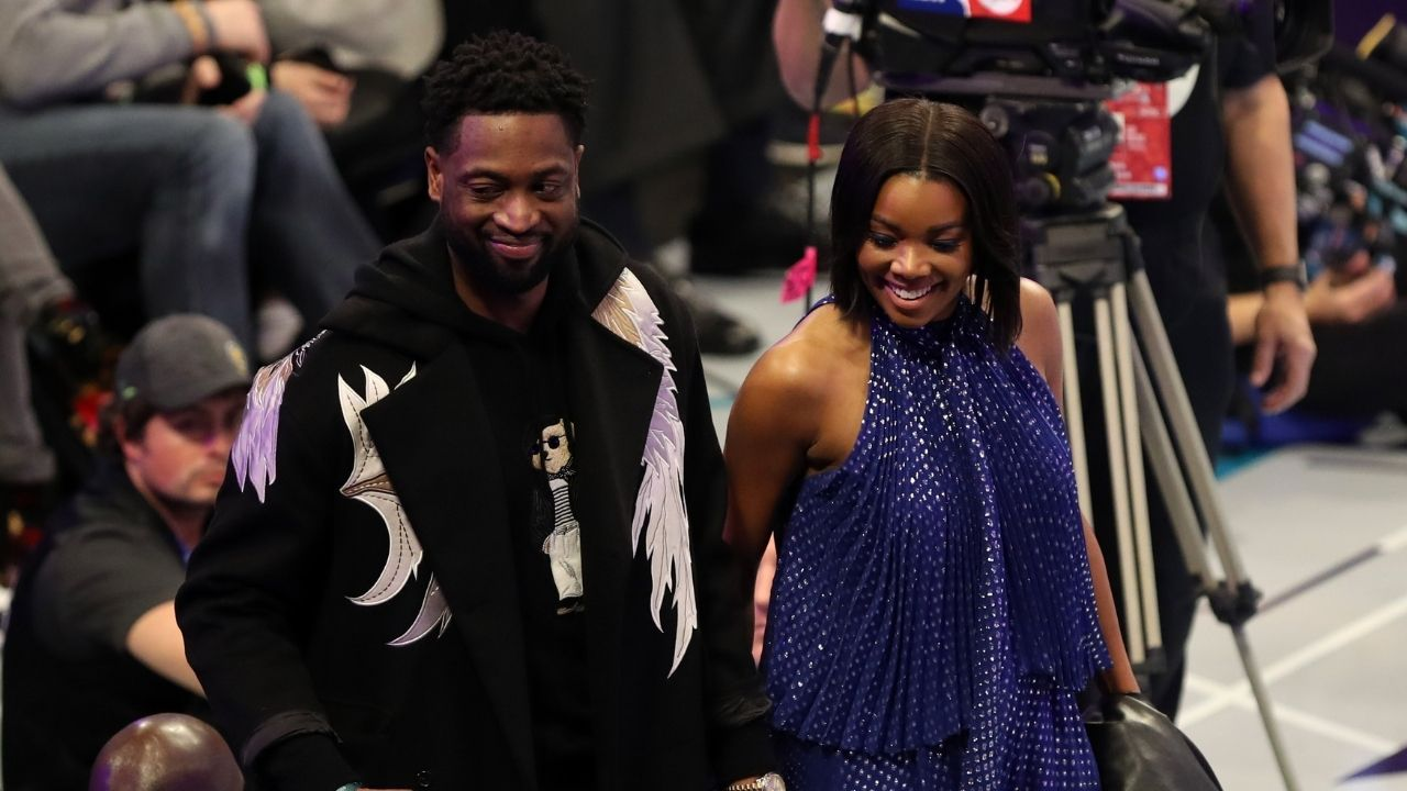 """""""Gabrielle Union's family was nervous that Dwyane Wade would take all her money"""": Hollywood actress got over fears of getting duped for money by her first husband before Heat legend"""