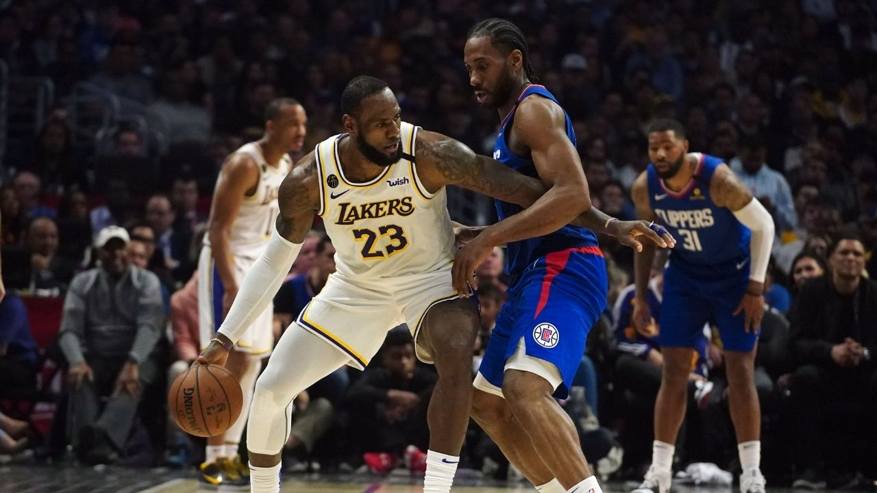 """""""Lebron James and Skip Bayless might actually be super tight!"""": NBA Insider makes a hilarious claim about the relation between the King and his greatest enemy"""