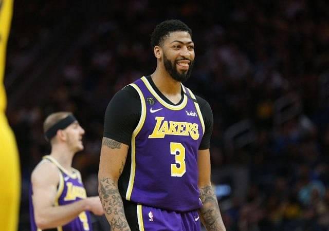 """Kareem Abdul Jabbar did not just make a meme on Anthony Davis!"": NBA legend announces his hilarious new hobby on recent Instagram post starring Lakers superstar"