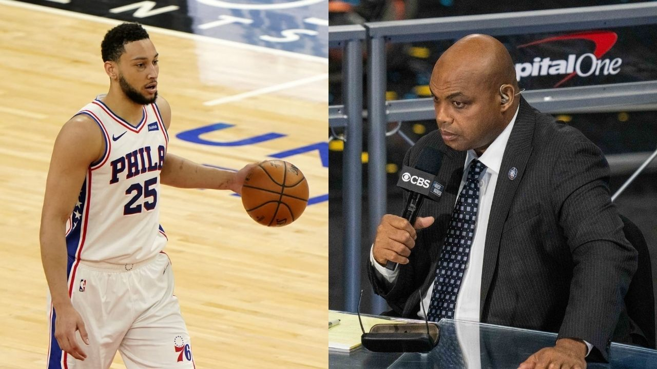 """""""We said 'shoot the ball' and Ben Simmons wants to skip town?"""": Charles Barkley roasts the Sixers' star over his demand to be traded away from Philadelphia"""