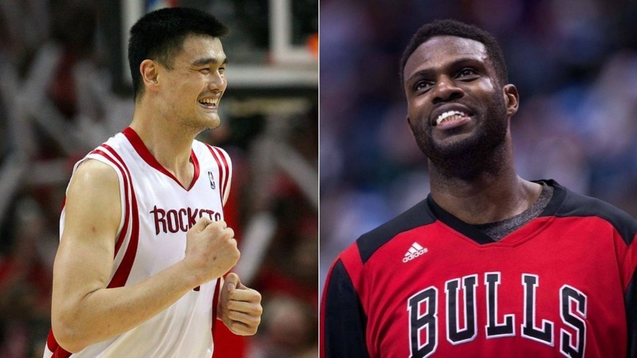 """""""The first time I realised Yao Ming could ball was his match against Shaquille O'Neal"""": Former NBA Champ reveals the exact moment he figured the Rockets legend was a """"tremendous talent"""""""