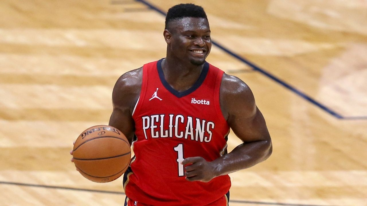 """""""I'd be a 10 in normal gaming, but a 4 as an NBA 2K professional"""": Zion Williamson hilariously rates his NBA 2K gaming skills while answering a few more questions"""