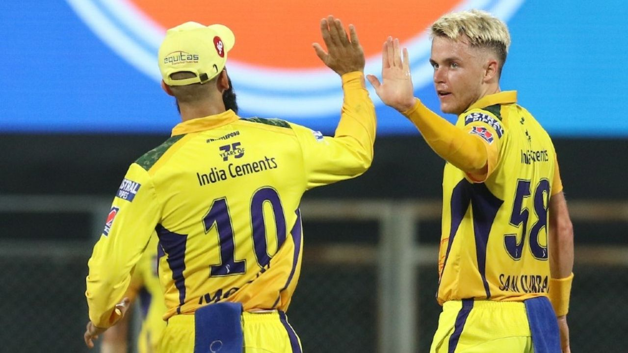 Why is Sam Curran not playing today's IPL 2021 match vs Mumbai Indians?