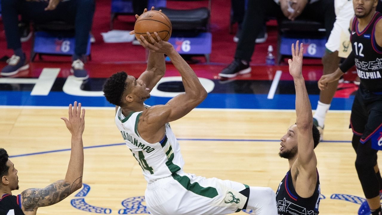 """""""Ben Simmons needs to be more like Giannis man!"""": Charles Barkley slams the 76ers star for his utter lack of aggressiveness during games"""
