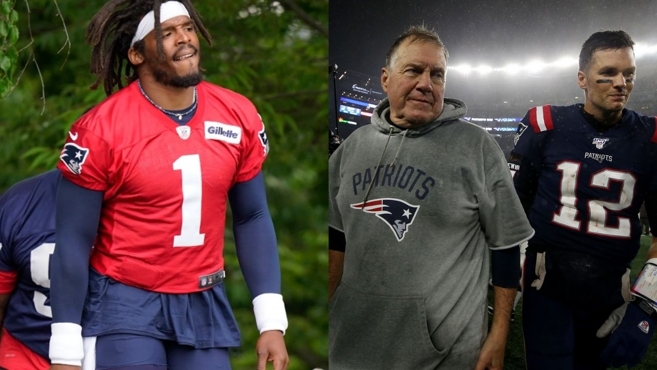"""""""Without Tom Brady, Bill Belichick is just another coach."""": Asante Samuel Settles The Brady vs. Belichick Debate After The Baffling Decision To Release Cam Newton"""