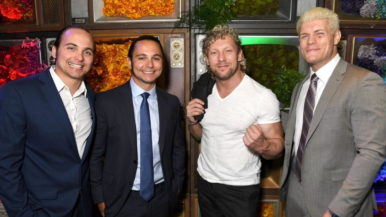 Backstage update on AEW Executive Vice Presidents' Creative role