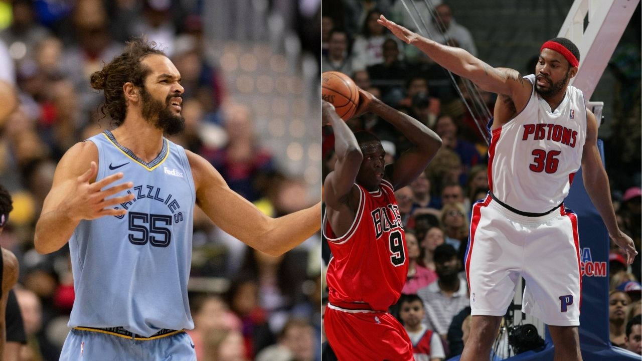 """""""Rasheed Wallace (Sheed) would tell you what move he was doing and still get the bucket"""": Joakim Noah refuses to start,bench and cut the Pistons legend, Tim Duncan and Kevin Garnett"""