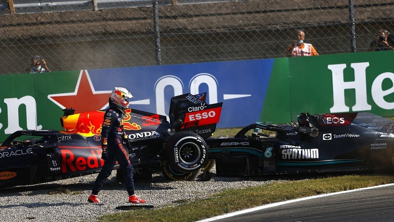 """""""Flying on Monday or Tuesday to America to attend a gala""""– Max Verstappen remarks hypocrisy over Monza walkaway; claims he knew Lewis Hamilton was fine"""
