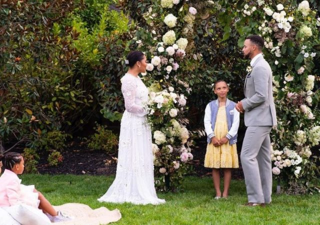 """""""Riley Curry officiated Stephen Curry and Ayesha Curry's vow renewal!"""": How the Warriors' superstar surprised his wife with a beautiful ceremony for their 10th Anniversary"""