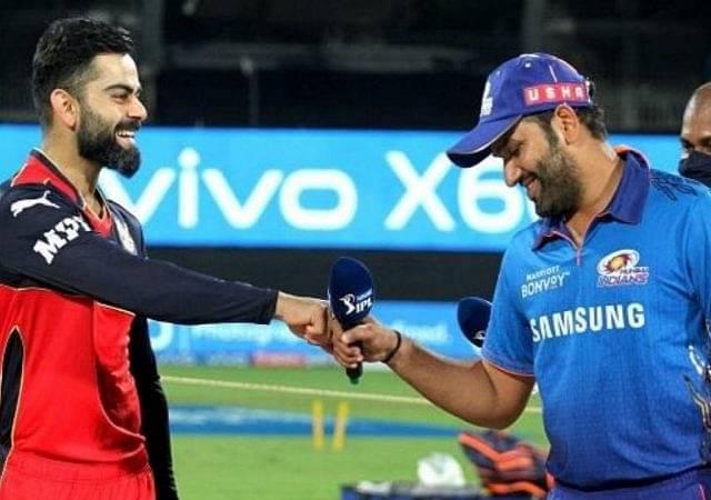 RCB vs MI Head to Head in IPL history | Royal Challengers Bangalore vs Mumbai Indians IPL Stats | IPL 2021 Match 39