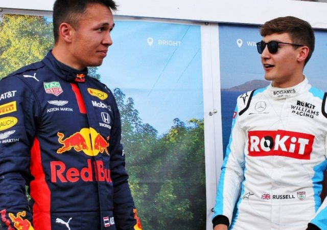 """""""That will take some replacing"""" - Williams sad to let George Russell go to Mercedes but excited with the partnership of Nicholas Latifi and Alex Albon"""