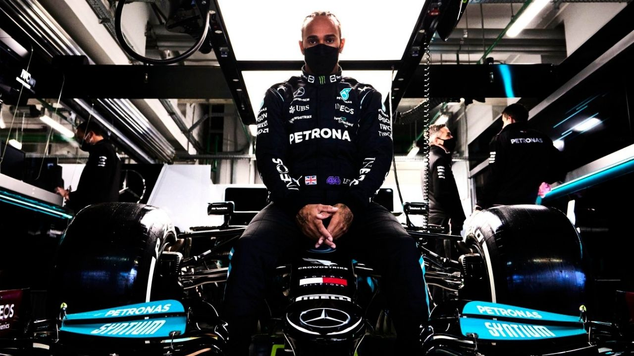 """""""We're still in a fight""""– Lewis Hamilton downplays about losing points haul amidst advantage in Russia"""