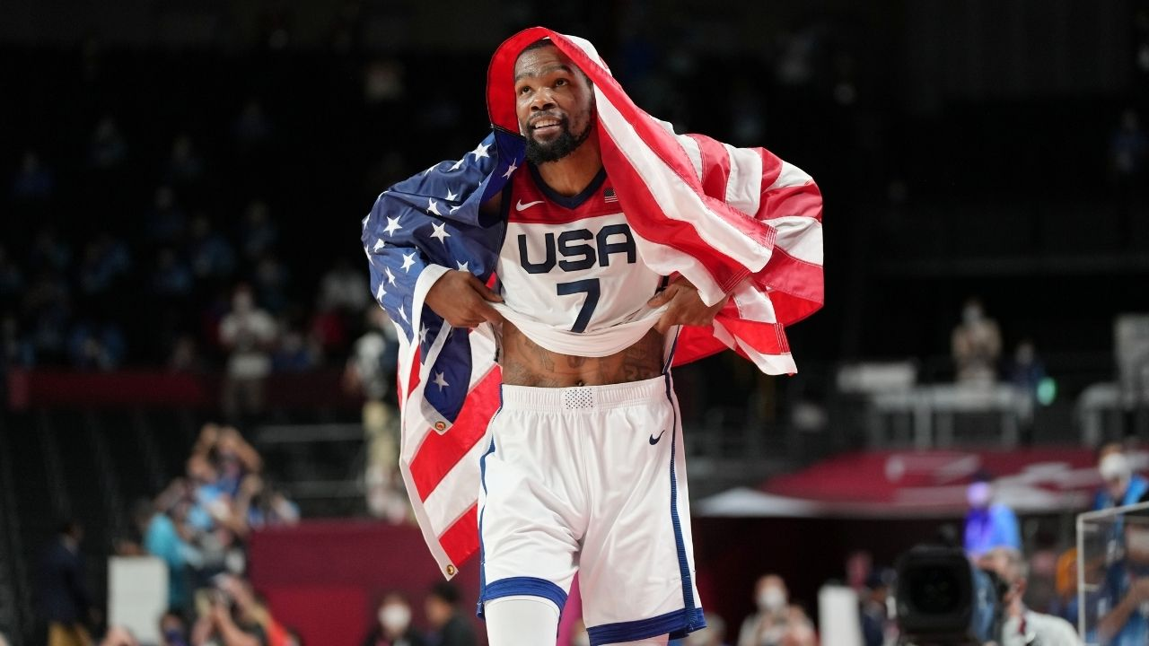"""""""Kevin Durant is up there with Michael Jordan and LeBron James in this category!"""": NBA Twitter uncovers incredible stat from the Brooklyn Nets star's career"""