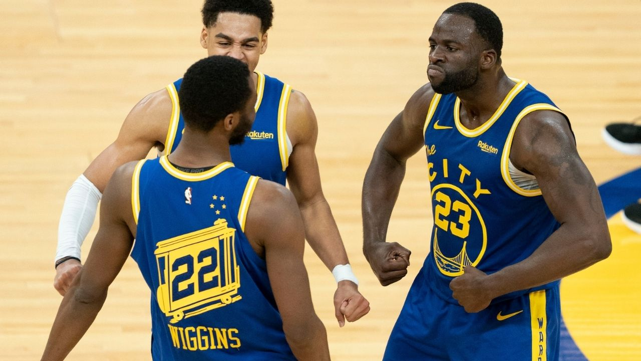 """""""Why is Andrew Wiggins not getting vaccinated?!"""" Fans panic as the Warriors star could be in line to miss every single home game during the 2021-22 NBA season"""
