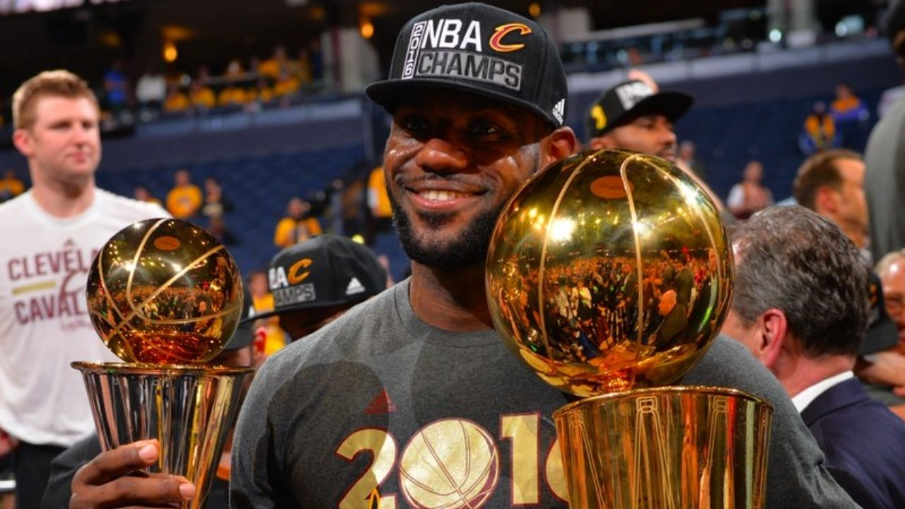 """""""LeBron James was great throughout the series, but Kyrie Irving was more valuable"""": When Skip Bayless gave an abysmal reason why Kyrie and not the King was deserving of the 2016 Finals MVP"""