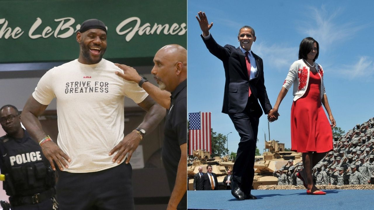 """""""LeBron James should be treated with the same respect as Barack Obama"""": Baron Davis and Gilbert Arenas shed light on Lakers superstar's incredible NBA journey on and off the court"""