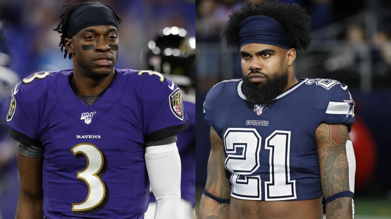 """""""The Cowboys might as well trade Ezekiel Elliot to the Ravens"""": Robert Griffin III slams Mike McCarthy for Ezekiel Elliot's embarrassing work load."""