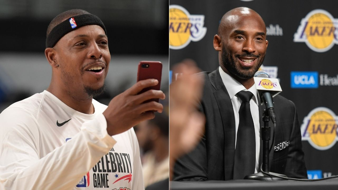 """""""Kobe Bryant once made Paul Pierce poop his pants!"""": Fans reminisce Celtics legend's infamous stunt as he gets inducted into the Hall of Fame"""
