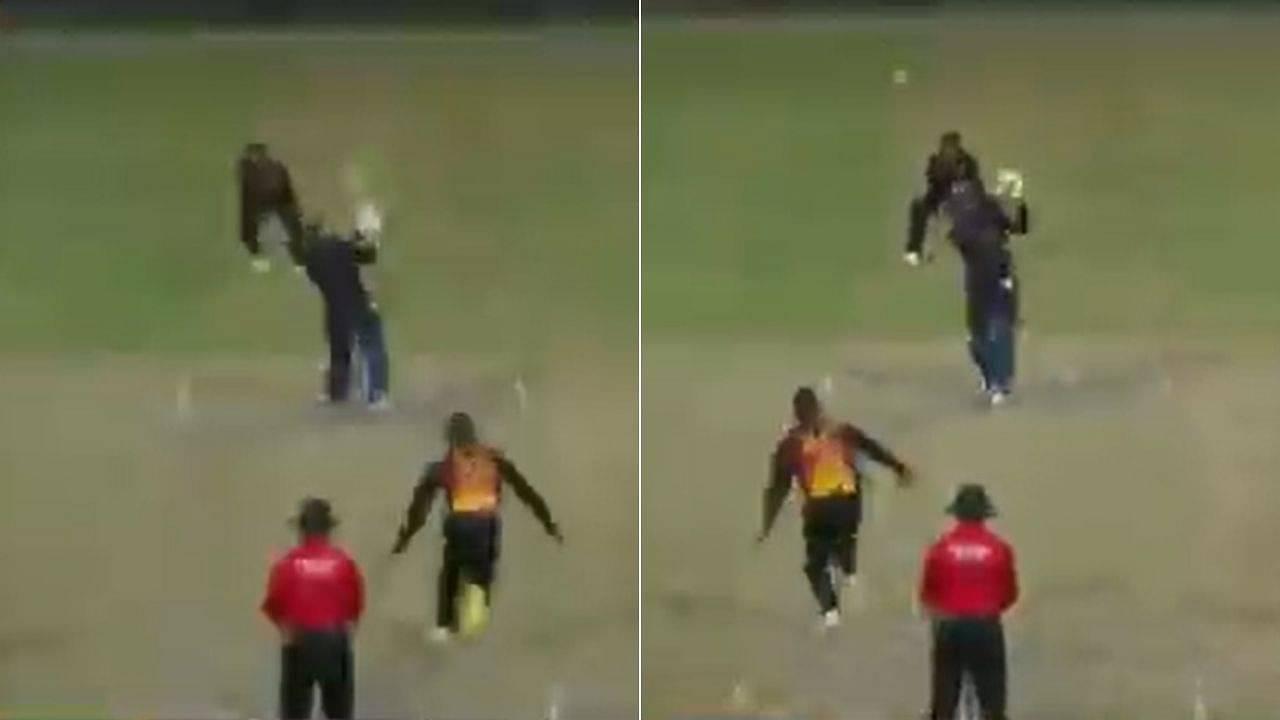 Jaskaran Malhotra six sixes video: USA wicket-keeper batsman joins Herschelle Gibbs, Yuvraj Singh and Kieron Pollard in elite club